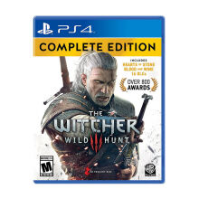 SONY PS4 Game The Witcher 3: Complete Edition - Reg 1