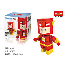 Hsanhe Cube Bricks 6309