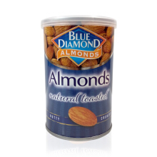 Blue Diamond Natural Toasted Unsalted Almond 130 gr