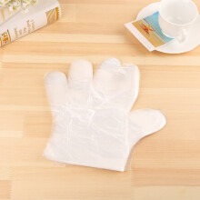 Toko diskon  set of ecological disposable plastic gloves food / cleaning / cooking kitchen accessories