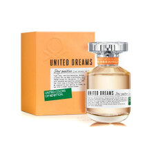 Benetton United Dream Stay Positive Parfum EDT Wanita [80 mL]
