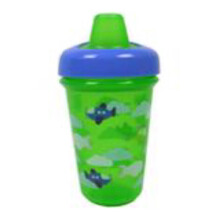THE FIRST YEARS Stackable 9oz Soft Spout Cups - Green