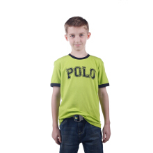 POLO RALPH LAUREN - Classic-Fit Cotton Jersey Big Pony Tee Green