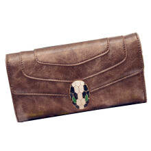 Jantens     High Quality Women Wallets Leather Long Ladies Luxury Purse Women's Designer Wallet Famous Brand