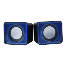 Portable USB 2.0 Multimedia Desktop Computer Notebook Mini Speaker Music Stereo Home Theater Party Speaker 3.5mm Jack