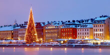 KIA TOURS & TRAVEL - EXOTIC BALTIC COUNTRIES + STOCKHOLM