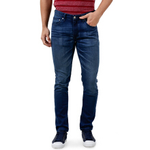 TIRA JEANS Pants [TLP130CD21103S18] - Blue