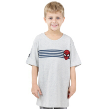 MARVEL Spider-Man T-Shirt for Kids N075 – Gray