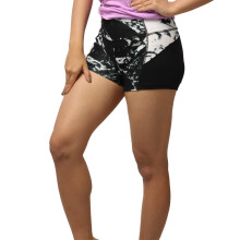 Avia Active Light Women Short - Black White 02AVS10010