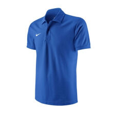 NIKE Ts Core Polo - Royal Blue/White