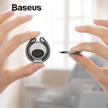 Baseus Universal Phone Ring Metal Finger Ring Holder For iPhone iPad Mobile Phone Holder Stand for Magnetic Car Phone Holder