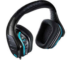 Logitech G633 Artemis Fire Gaming Headset Black