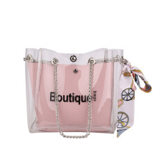 Wei's Exclusive Selection Fashion Ladies Sling Bags Hot Sale Shoulder Bag Messenger Bag B-MY6190 Pink