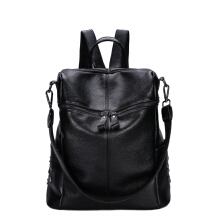 Keness D521 New tide female shoulder bag handbag fashion casual large-capacity travel backpack