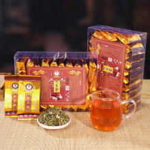 Farfi 5g Chinese Natural Herbal Tea Organic Healthy Care for High Blood Pressure Gift as the pictures