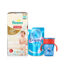 AVENT x PAMPERS Exclusive Package - Large 42 (Boy)