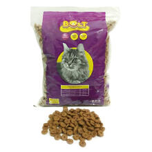 BOLT CAT Repacking [1 kg] Makanan Kucing Bolt Repack Seafood / Tuna