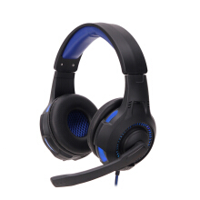 Acetech Headphone Gaming Headset & Microphone - Gaming LED Gladiator Balck