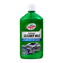 TURTLE WAX Carnauba Cleaner Wax Liquid - Pelindung Cat Mobil 473ml