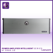 VENOM Intelligent Amplifier VI 5000.1 D Monoblock