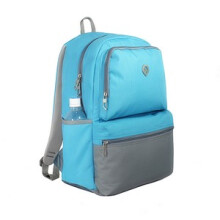 ESTILO - TAS RANSEL / LAPTOP UNISEX + RAINCOVER - 720006 B  - BLUE