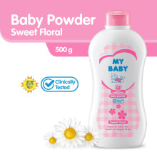 MY BABY Powder Sweet Floral - 500gr