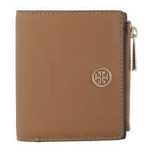 TORY BURCH Robinson Small Wallet Tiger (TOR01544A) Brown