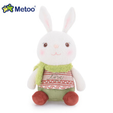 Plush Sweet Cute Lovely Stuffed Baby Kids Toys blue and red