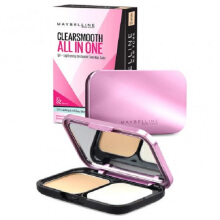 MAYBELLINE Powder Clear Smooth All in One Two Way Cake - Natural