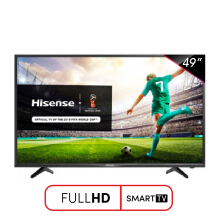 HISENSE Smart LED TV 49 Inch FHD Digital - 49N2170