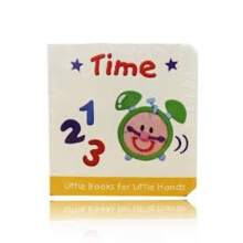 Little Stars First Words: Time Import Book -  - 9780755400133