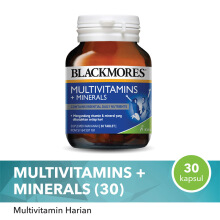 BLACKMORES Multivitamins + Minerals (30)