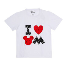 DISNEY Kids Mickey Mix Logo Black - White