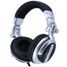 Somic ST-80 Professional Monitor Music Headset HiFi Super Bass  DJ Headphone  - Silver and Black