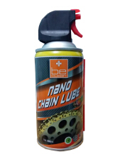 Be Clean High Performance Nano Synthetic Chain Lube - Pelumas Rantai Sepeda Motor - 300 ml