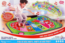 Mainan Edukasi Anak Playmat Animal Hopscotch