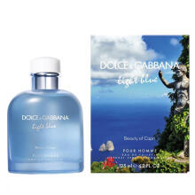 Dolce & Gabanna Light Blue Beauty of Capri for Men EDT [125 ml]