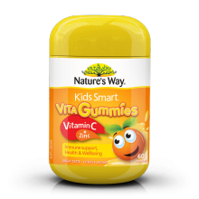 Nature's Way KS Gummies Vit c+Zinc 60 Pastilles