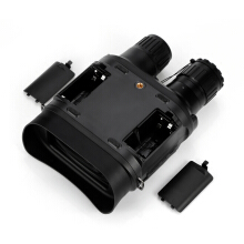 400M Digital Infrared Night Vision Binocular Scope HD Photo Camera Video Recorder  - Black