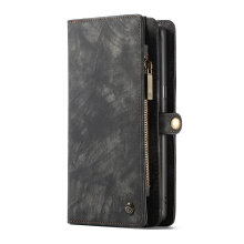 MOONMINI for Samsung Galaxy Note 9 Case 2 in 1 Multi-functional Anti-scratch PU Leather Protective Case with Wallet Card Slots