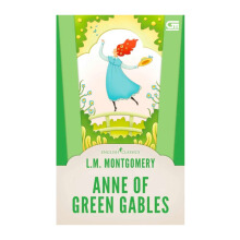 English Classics: Anne of Green Gables - L.M. Montgomery - 9786020382517
