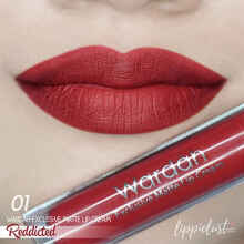 Wardah Exclusive Matte Lip Cream - 01 Red Dicted