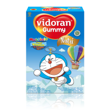 VIDORAN Gummy Multivitamin Box - 54gr