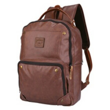 CATENZO - TAS BACKPACK CASUAL PRIA - YD 040  - COKLAT