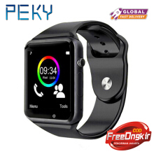 PEKY A1 WristWatch Bluetooth Smart Watch Sport Pedometer With SIM Camera Smartwatch For Android Smartphone