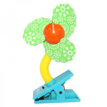 Lucky Baby Mini Fan Safety Clip -  Green