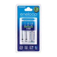 PANASONIC Eneloop Advanced Charger AA'2S (K-KJ17MCC20T)