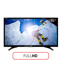 AKARI LED TV 45 Inch FHD Digital - LE-45D88ASP [Include Speaker]
