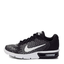 Nike Sepatu AIR MAX SEQUENT 2 Women's Cushioned Damped Running Shoes Sneakers 852465-002