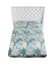 NYENYAK Daisy Fitted Sheet - Floral